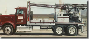Model CME-75 Truck Rig