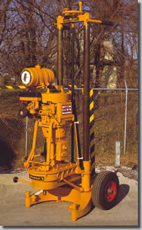 Minuteman Gas Man Portable Rig