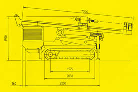 MX-600 lateral drawing